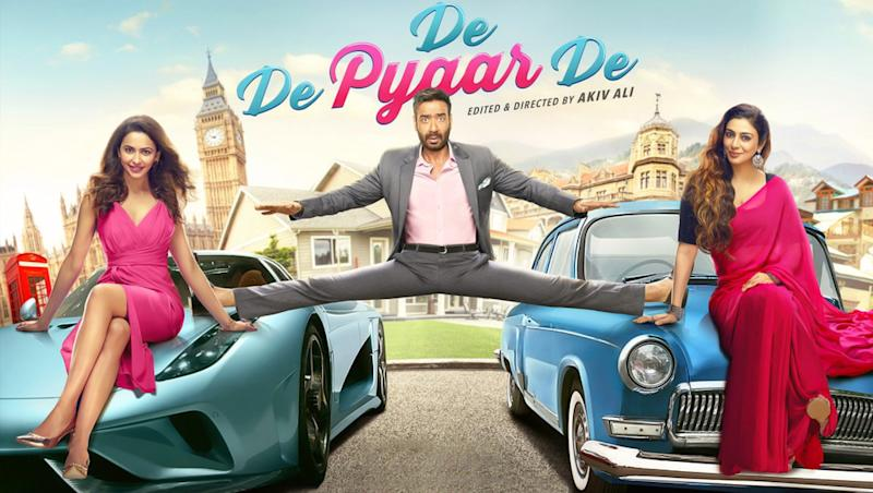 De De Pyaar De Box Office Collection Day 9: Ajay Devgn, Rakul Preet Singh and Tabu Starrer Gathers Momentum on Second Saturday, Collects Rs 69.41 Crore
