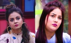 Bigg Boss 13: Twitterati takes a dig at Devoleena Bhattacharjee for body-shaming Shehnaaz Gill