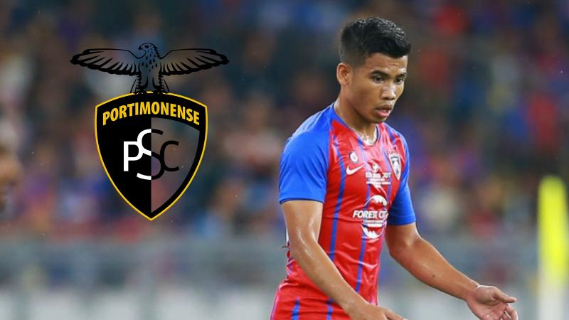 JDT receives offer from Portimonense for Safawi Rasid