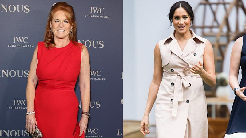 Sarah Ferguson Says She Can Relate to Meghan Markle: 'I've Been Through It'