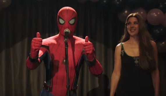The first teaser for Spider-Man: Far From Home is here