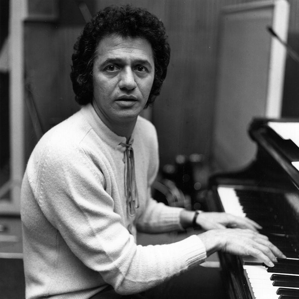<p>Buddy Greco was a jazz and pop singer and pianist who was good friends with the Rat Pack. He died Jan. 10 at the age of 90.<br /> (Photo: Doug McKenzie/Getty Images) </p>