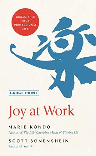 """Joy at Work"" by Marie Kondo (Amazon / Amazon)"