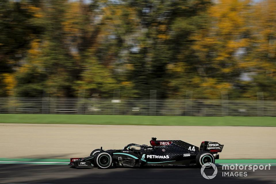 "Lewis Hamilton, Mercedes F1 W11<span class=""copyright"">Charles Coates / Motorsport Images</span>"