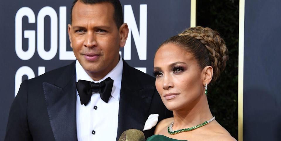 Jennifer Lopez And Alex Rodriguez Reunite In The Dominican Republic