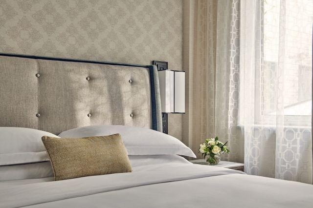 Former Scotland Yard headquarters reopens as luxury hotel