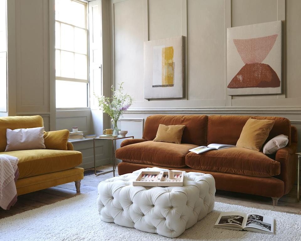 cozy living room ideas Loaf
