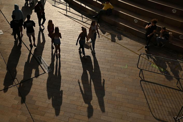Business owners criticise confusion over new rules (AFP via Getty Images)