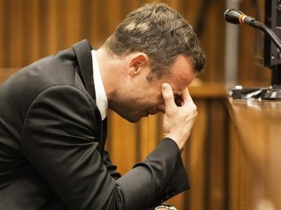 Oscar Pistorius trial Day 4: Blade Runner covers his ears as chilling details emerge in girlfriend's final minutes
