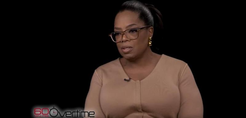 Oprah Winfrey: God hasn't told me to run for president