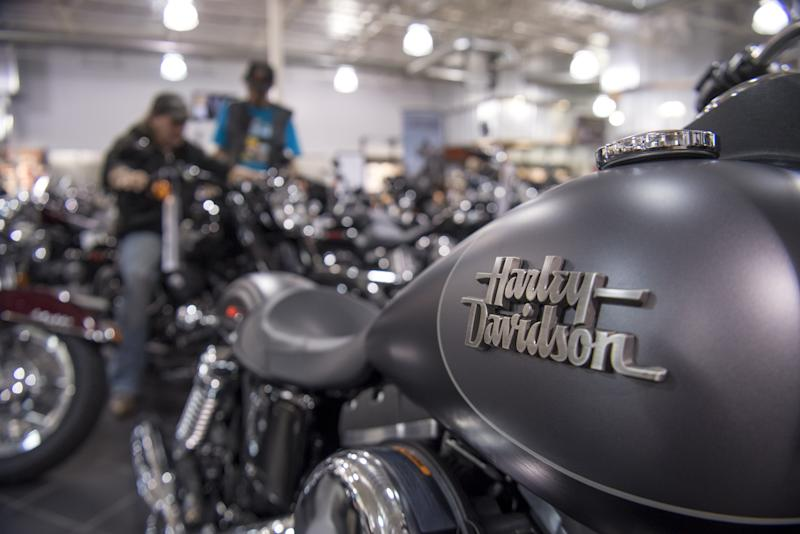 JPMorgan Uses RV Data to Suss Out Harley-Davidson Options Idea