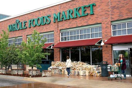 USA lawmaker calls for hearing on Amazon purchase of Whole Foods