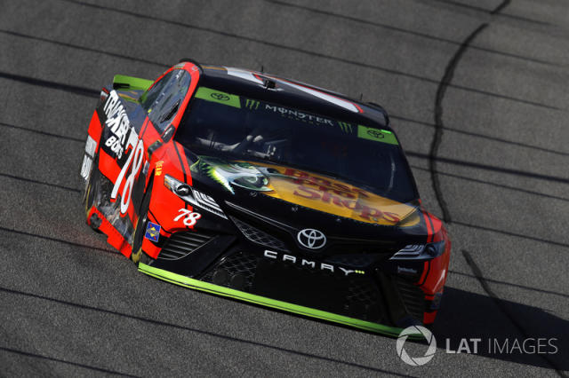 "2017: Martin Truex Jr., Furniture Row Racing Toyota <span class=""copyright"">Michael L. Levitt LAT Photo USA</span>"
