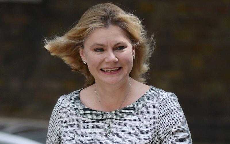 Education Secretary Justine Greening  - AFP or licensors