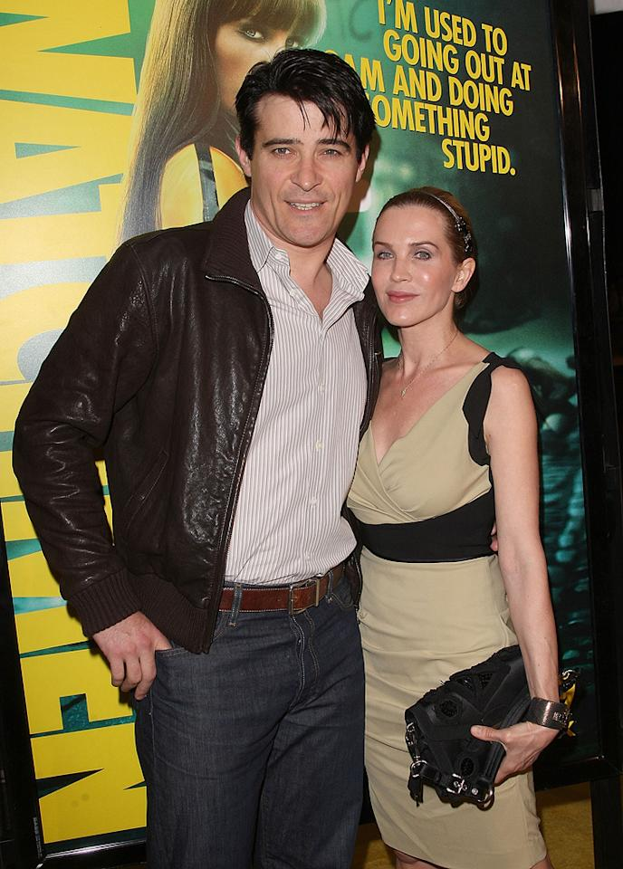 """<a href=""""http://movies.yahoo.com/movie/contributor/1800019268"""">Goran Visnjic</a> at the Los Angeles premiere of <a href=""""http://movies.yahoo.com/movie/1808406490/info"""">Watchmen</a> - 03/02/2009"""