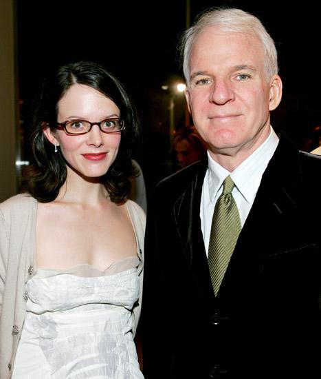 """Steve Martin, Wife """"Recently Welcomed a Child,"""" Rep Confirms"""