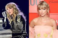 <p>Part of being in Hollywood is looking glamorous while walking the red carpet — sometimes rocking an elaborate lip or over-the-top hairdo. But based on the transformations of these celebrities, it's safe to say these A-listers have realized sometimes less is more. </p>