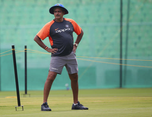 <p>From calling the Indian team the best touring side of last 20 years to his now-famous 'gotis' in the mouth remark, Shastri was a great source of entertainment in 2018. </p>