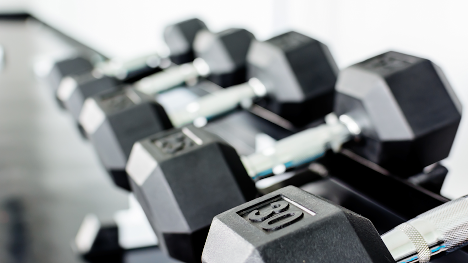 Where to buy dumbbells and free weights