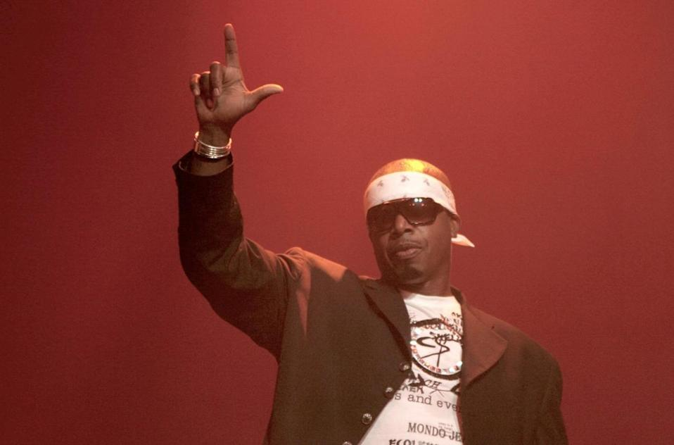 <p>The hip hop star made a name for himself in the world of music with his 1990 hit U Can't Touch This, but six years later it was cash he couldn't touch as he declared himself bankrupt. </p><p>He was rumoured to have amassed around £8 million worth of debt, despite previously being worth around $33 million, according to Forbes magazine. </p><p><i>Copyright [Michael Buxbaum/REX Shutterstock]</i></p>
