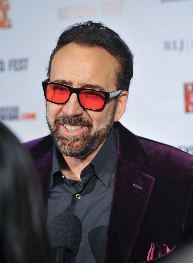 Nicolas Cage faces beast in 'Primal'