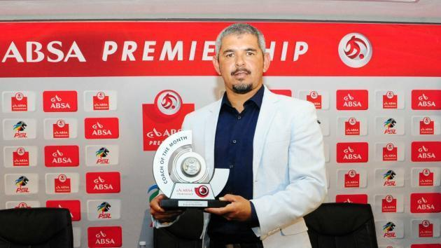 <p>Larsen pins hope on MDC players at Golden Arrows</p>
