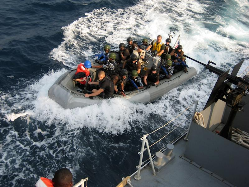 US eyes anti-piracy effort along west Africa coast
