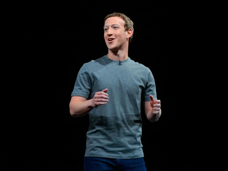 Facebook's revenues last year were $27.5bn – so safe to say money is not a problem for the social media giant: Getty