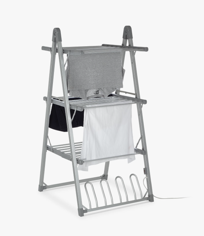Say so long to damp laundry this winter. (John Lewis)