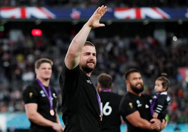 FILE PHOTO: Rugby World Cup - Bronze Final - New Zealand v Wales