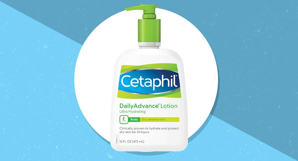 Cetaphil Ultra Healing Lotion with Ceramides. (Photo: CVS)