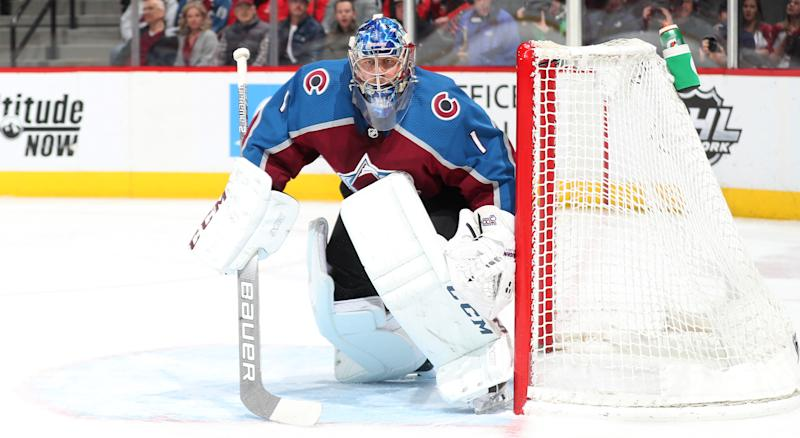 New York Islanders sign Semyon Varlamov to four year deal