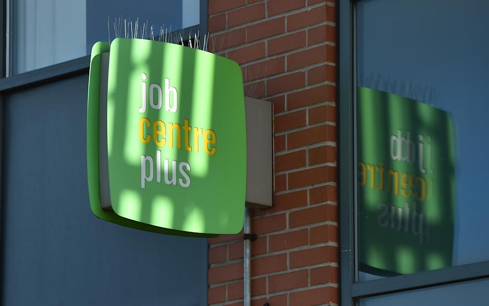 A Job Centre Plus office logo