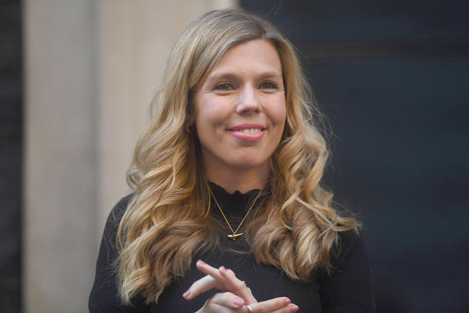 <p>Carrie Symonds is expected to take Mr Johnson's name</p> (PA Wire)