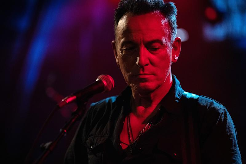 The Boss' new concert film,