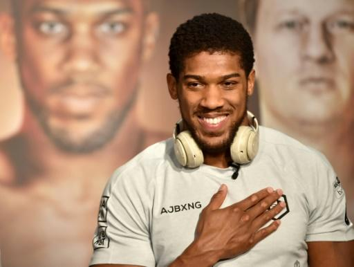 Nothing will stop me from beating Kubrat Pulev - Anthony Joshua
