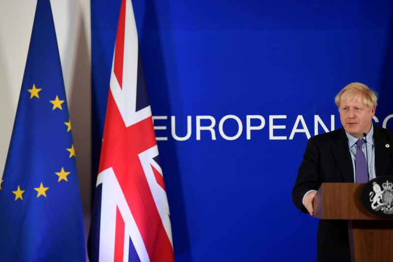 UK open to looser 'Australia-style' trade deal with EU - source