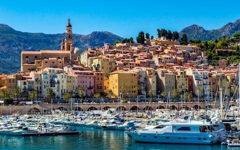 <span>There's more to the Côte d'Azur than beach and sea, with many fine restaurants, art galleries and picturesque inland villages to entice visitors away from the shore</span> <span>Credit: getty </span>
