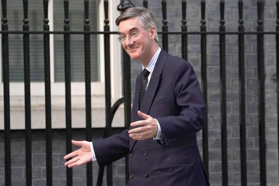 Leader of the House of Commons Jacob Rees-Mogg has warned against more tax rises (Kirsty O'Connor/PA) (PA Wire)