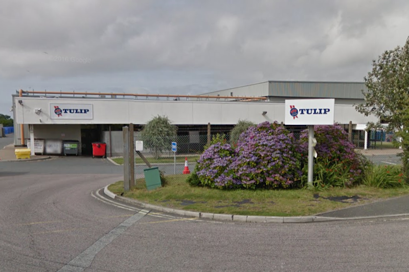More than 170 people have tested positive for Covid-19 at Pilgrim's Pride factory (formerly known as Tulip Ltd): Google Maps