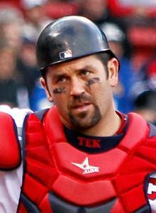 Jason Varitek could've retired, but instead will return to the Red Sox for another season