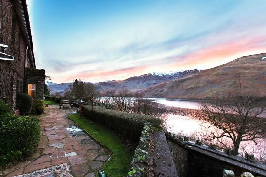 Haweswater Hotel is in the middle of a nature reserve (Haweswater Hotel)