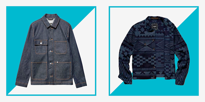 """<p>Rejoice! You can finally store away your <a href=""""https://www.menshealth.com/style/g19535493/best-winter-coats-for-men/"""" rel=""""nofollow noopener"""" target=""""_blank"""" data-ylk=""""slk:winter puffer"""" class=""""link rapid-noclick-resp"""">winter puffer</a> until next year. Soon, we'll all be embracing lighter fare—think <a href=""""https://www.menshealth.com/style/g34212801/best-bomber-jackets-for-men/"""" rel=""""nofollow noopener"""" target=""""_blank"""" data-ylk=""""slk:bomber jackets"""" class=""""link rapid-noclick-resp"""">bomber jackets</a>, blouson jackets, and <a href=""""https://www.menshealth.com/style/a21950299/best-leather-jackets-men/"""" rel=""""nofollow noopener"""" target=""""_blank"""" data-ylk=""""slk:cool leather jackets"""" class=""""link rapid-noclick-resp"""">cool leather jackets</a> that keep you warm, but not too warm during these tricky in-between temperatures. <br><br>There's an abundance of lightweight spring jacket styles for every event you've got pencilled in your calendar, so we've done you the courtesy of narrowing down a sea of options to a mere 20. Take a look at sporty styles for hanging on the weekends to more dressed-up jackets for nights out. All are lightweight enough to be worn now and layered accordingly as we head into a new season. <br><br>Getting your clothing right as temperatures change can be challenging, but finding the right lightweight men's jacket doesn't have to be. Here are the 20 best spring jackets for men to buy now. <br></p>"""