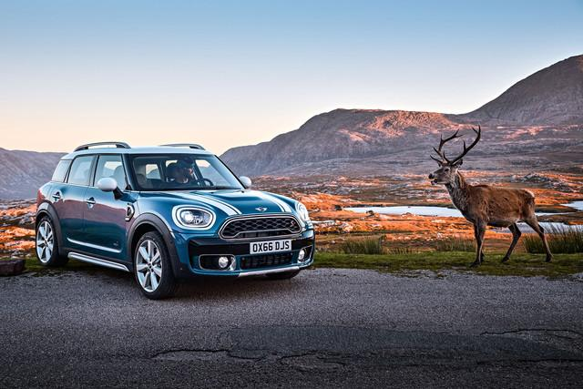 mini countryman news pictures performance specs