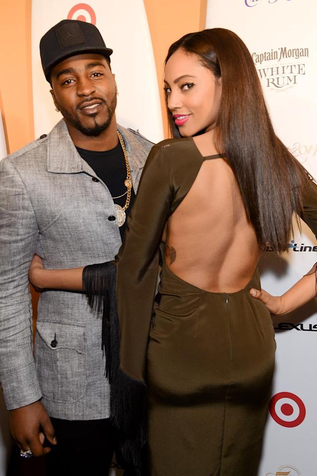 "Als Bademoden-Model brachte Ariel Meredith in der ""Sports Illustrated Swimsuit Issue"" bereits einige Männer zum Schwitzen. Sie ist mit dem derzeit vertragslosen Wilde Receiver Hakeem Nicks verlobt und eine absolute Traumfrau. (Bild-Copyright: Evan Agostini/Invision/AP)"