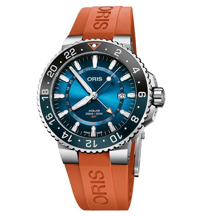"<p><strong>$2,800</strong></p><p><a class=""link rapid-noclick-resp"" href=""https://www.oris.ch/en/watch/oris-carysfort-reef-limited-edition/01-798-7754-4185-set-rs"" rel=""nofollow noopener"" target=""_blank"" data-ylk=""slk:LEARN MORE"">LEARN MORE</a></p><p>Ever since it launched its first watch dubbed ""Waterproof"" in 1949, Oris has leaned heavily into great value dive watches, with a golden patch in the mid '60s that aesthetically still inspires many of its modern offerings. As a serious maker of divers, Oris has long been an active supporter of preserving ocean flora and fauna. The Carysfort Limited Edition is Oris' second outing this year in support of the Coral Restoration Foundation, which seeks to rehabilitate coral reefs round the world. As well as being a great-looking dive watch, especially on the orange rubber strap shown here, the chunky 43.5mm Carysfort (rated to 300m) has an added GMT function which makes it just as useful above the waves as below them.</p>"