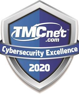 2020 Cybersecurity Excellence from TMC's IT Magazine.