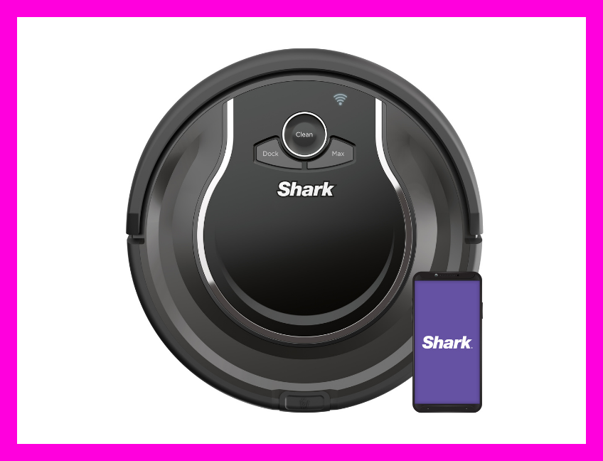 Save $150 on this Shark ION Robot Vacuum RV750. (Photo: Walmart)