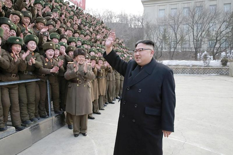 North Korea Continues To Build Its Nuclear Arsenal