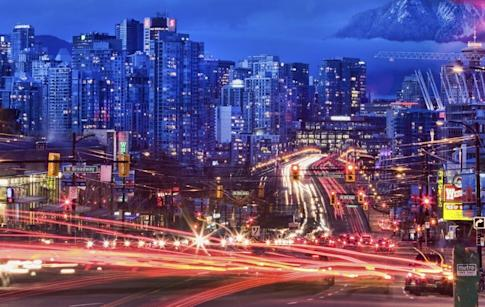 Vancouver has long been a favoured destination for millionaire migrants, but critics say they have helped send unaffordability in the city soaring. Photo: Tourism Vancouver
